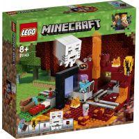 LEGO Minecraft 21143 Podzemná brána