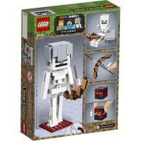 LEGO Minecraft 21150 veľká figúrka: Kostra s pekelným slizom 3