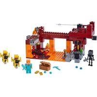 LEGO Minecraft 21154 Most ohnivákov