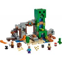 LEGO Minecraft 21155 Baňa Creeperov