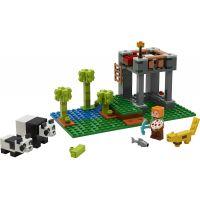 LEGO Minecraft 21158 Škôlka pre pandy