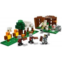 LEGO® Minecraft™ 21159 Základňa Pillagerov 4
