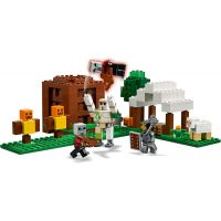 LEGO® Minecraft™ 21159 Základňa Pillagerov 5