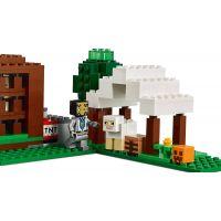 LEGO® Minecraft™ 21159 Základňa Pillagerov 6