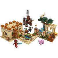 LEGO Minecraft 21160 Útok Illagerov