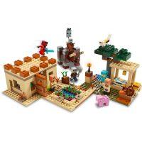 LEGO Minecraft 21160 Útok Illagerov 5