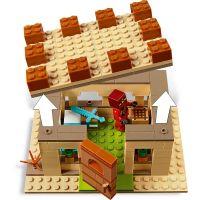 LEGO Minecraft 21160 Útok Illagerov 6