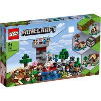 LEGO Minecraft 21161 Kreatívny box 3.0 2