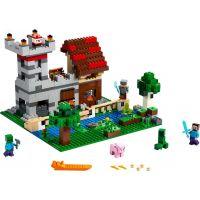 LEGO Minecraft 21161 Kreatívny box 3.0 3