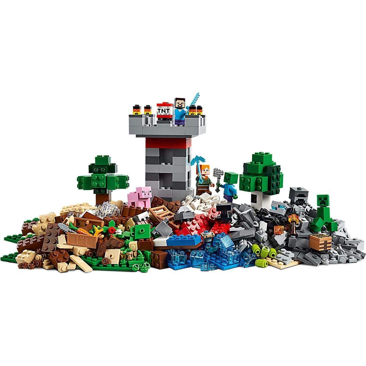 LEGO Minecraft 21161 Kreatívny box 3.0