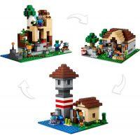LEGO Minecraft 21161 Kreatívny box 3.0 6