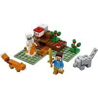 LEGO Minecraft 21162 Dobrodružstvo v tajge