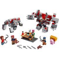 LEGO Minecraft 21163 Bitka o rudit