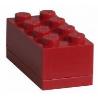 LEGO Mini Box 4,6 x 9,3 x 4,3 cm Červený