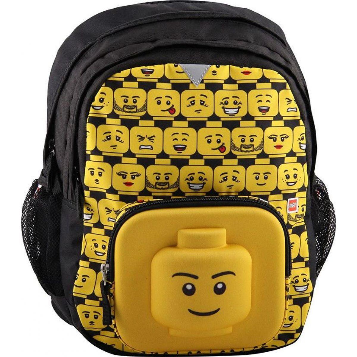 LEGO Minifigures Heads 3D batoh