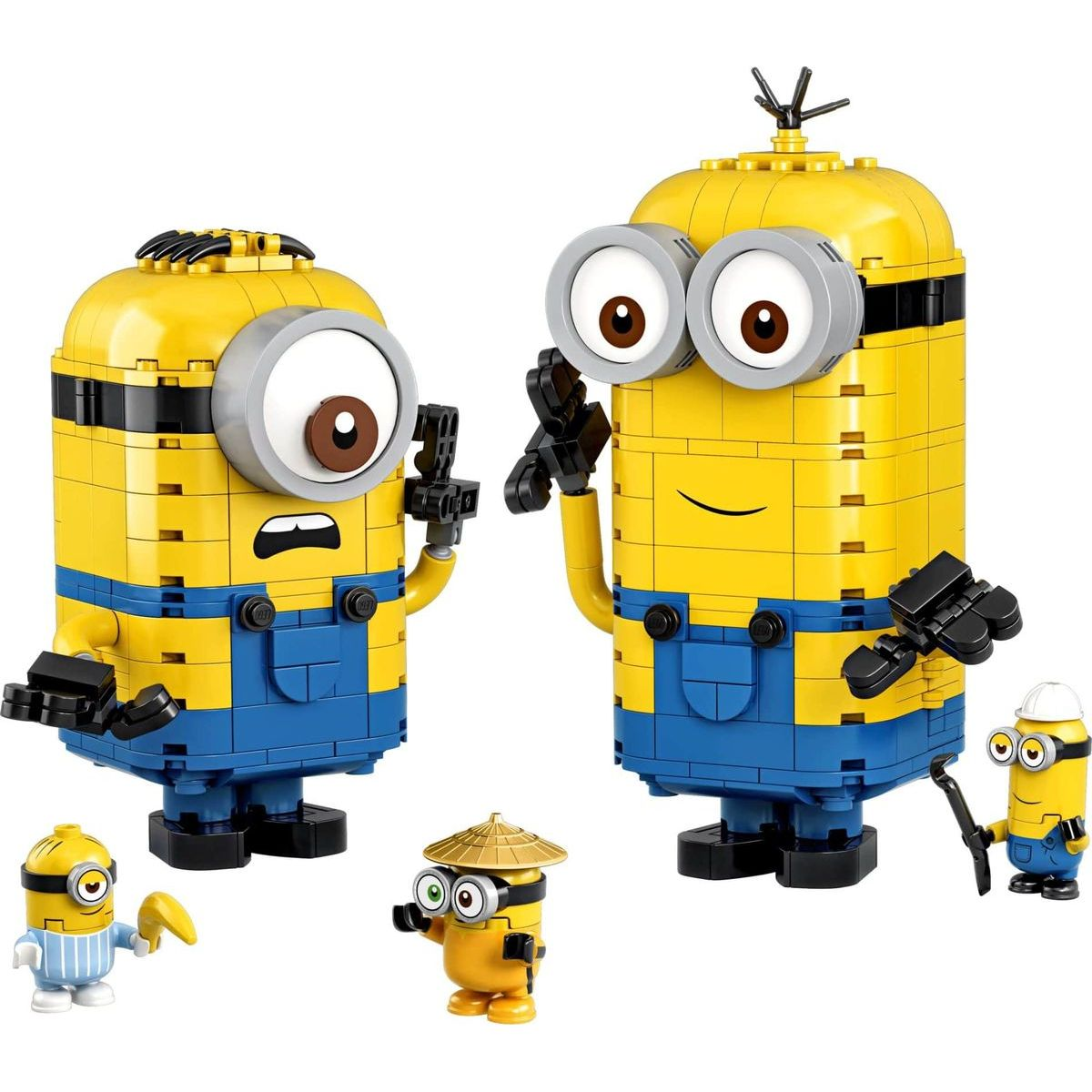 LEGO Minions 75551 Mimoni a ich doupě