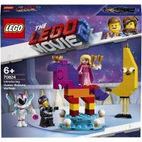LEGO Movie 70824 Predstavujeme kráľovnú Watevru Wanabi