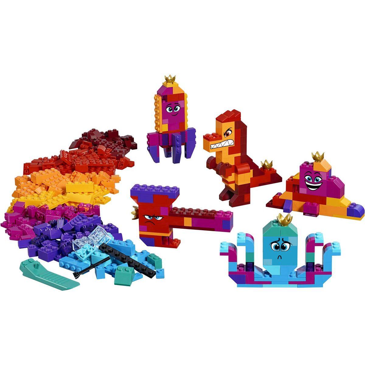 LEGO Movie 70825 Neobmedzené modely kráľovnej Watevry