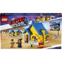 LEGO Movie 70831 Emmetov dom snov Záchranná raketa!