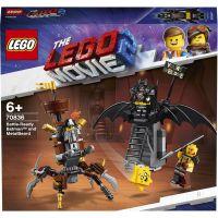 LEGO Movie 70836 Batman™ a Oceliak pripravení na boj
