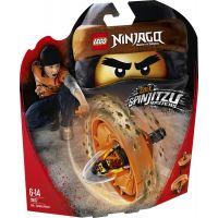 LEGO Ninjago 70637 Cole - Majster Spinjitzu