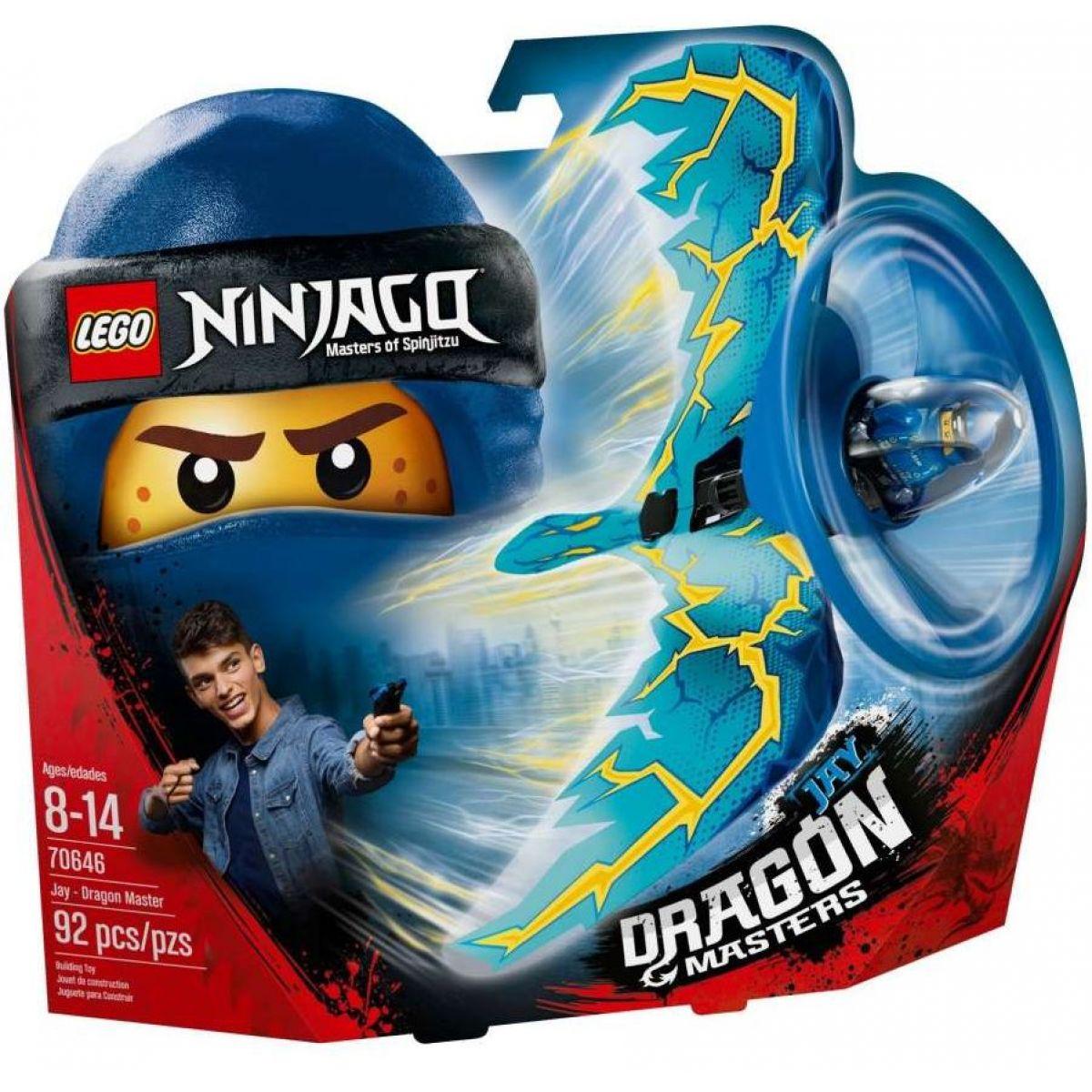 LEGO Ninjago 70646 Jay pán drakov