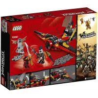 LEGO Ninjago 70650 Krídlo osudu - Poškodený obal 2