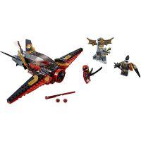 LEGO Ninjago 70650 Krídlo osudu - Poškodený obal 3