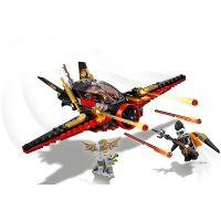 LEGO Ninjago 70650 Krídlo osudu - Poškodený obal 4