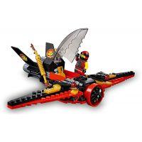 LEGO Ninjago 70650 Krídlo osudu - Poškodený obal 5