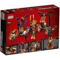 LEGO Ninjago 70651 Súboj v trónnej sále - Poškodený obal  2