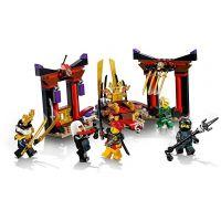 LEGO Ninjago 70651 Súboj v trónnej sále 6