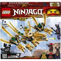 LEGO Ninjago 70666 Zlatý drak 2