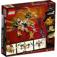 LEGO Ninjago 70666 Zlatý drak 3