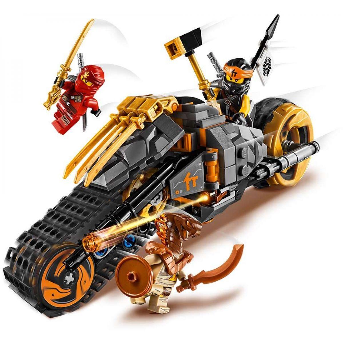 LEGO Ninjago 70672 Coleova terénnej motorky