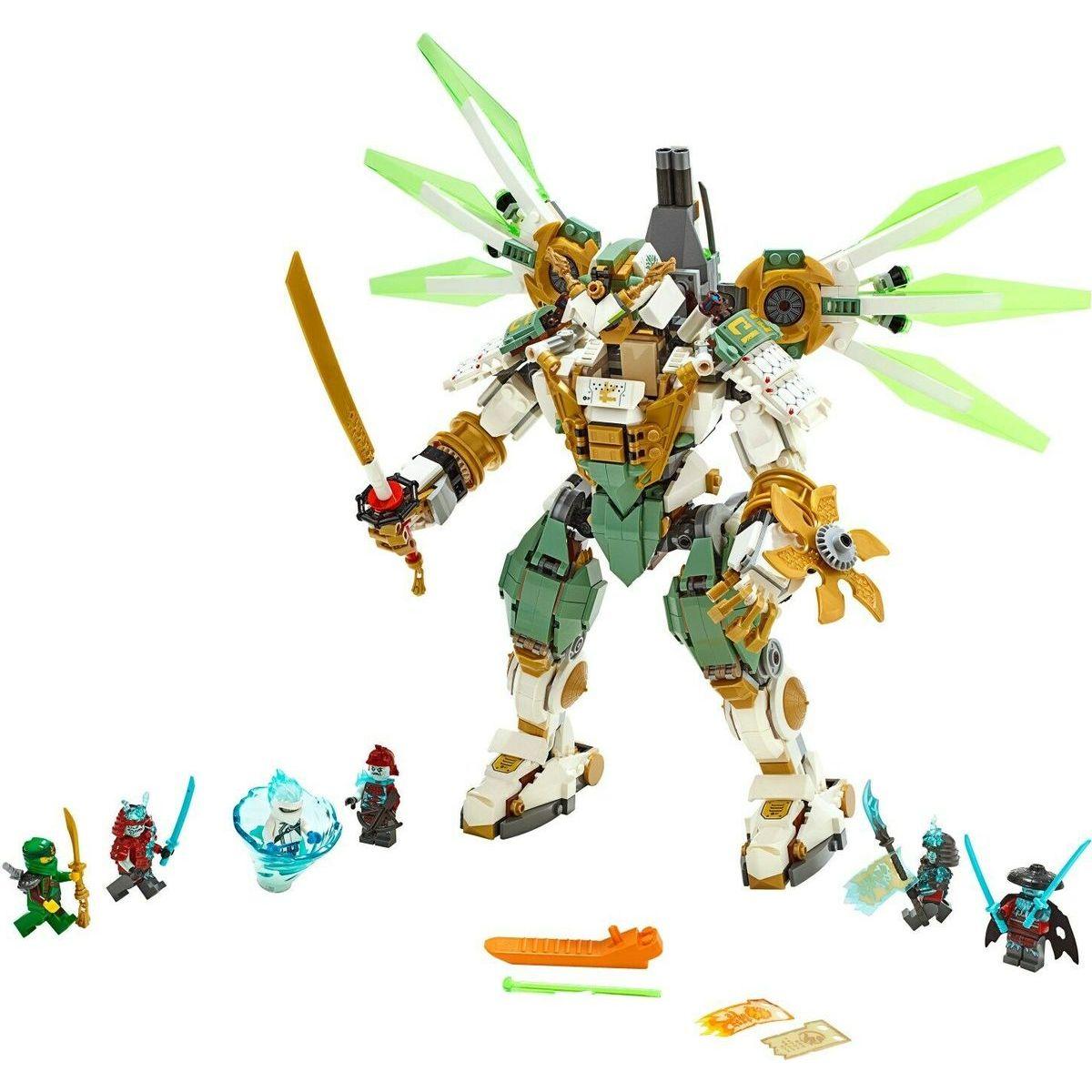LEGO Ninjago 70676 Lloydová Titanský robot