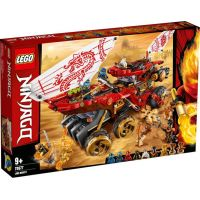 Lego Ninjago 70677 Pozemná Odmena osudu - Poškodený obal