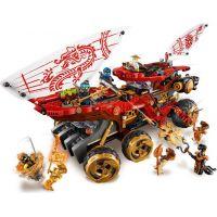 LEGO Ninjago 70677 Pozemná Odmena osudu - Poškodený obal 2