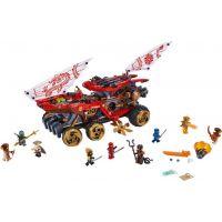 LEGO Ninjago 70677 Pozemná Odmena osudu - Poškodený obal 3
