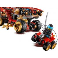 LEGO Ninjago 70677 Pozemná Odmena osudu - Poškodený obal 6