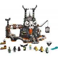 LEGO Ninjago 71722 Jaskyňa Čarodejníka lebiek