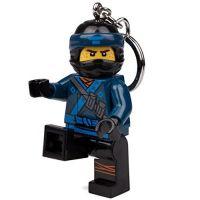 LEGO NINJAGO MOVIE JAY svietiaca figúrka 2