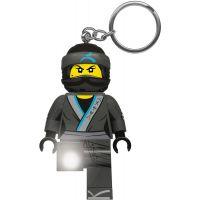 Prívesok na kľúče LEGO NINJAGO MOVIE NYA SVIETIACA FIGURKA LGL-KE108N