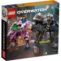 LEGO Overwatch 75973 D.Va a Reinhardt 5