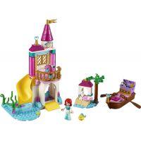LEGO Princezné 41160 Ariel a jej hrad pri mori 2