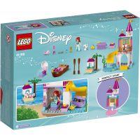 LEGO Princezné 41160 Ariel a jej hrad pri mori 3