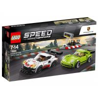 LEGO Speed Champions 75888 Porsche 911 RSR a 911 Turbo 3.0