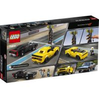 LEGO Speed Champions 75893 2018 Dodge Challenger SRT Demon a 1970 5