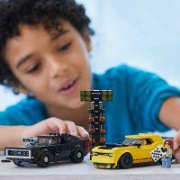 LEGO Speed Champions 75893 2018 Dodge Challenger SRT Demon a 1970 4