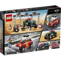 LEGO Speed Champions 75894 1967 Mini Cooper S Rally a 2018 MINI Jo 5